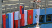 I Giochi dei Piccoli Stati a San Marino nel 2017 (foto Daniele Dei