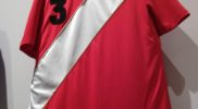 Maglia della nazionale del Perù (collezione Simone Panizzi, foto Daniele Dei)