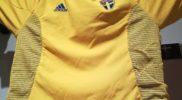 Maglia della nazionale della Svezia (collezione Simone Panizzi, foto Daniele Dei)