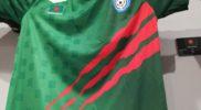 Maglia della nazionale del Bangladesh (collezione Simone Panizzi, foto Daniele Dei)