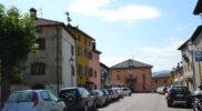 Il municipio di Frassinoro si trova a 22 chilometri dalla exclave di San Pellegrino in Alpe (foto Daniele Dei)