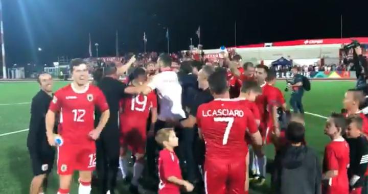 MdG Cup: è il mese di Gibilterra (anche se a Erevan sbagliano l'inno)