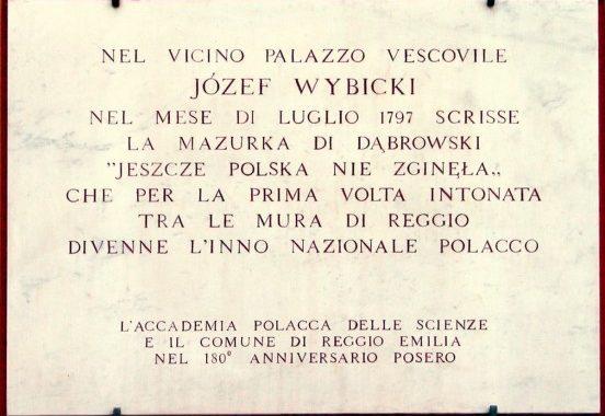 """Il """"gemellaggio"""" fra Italia e Polonia nei rispettivi inni nazionali"""