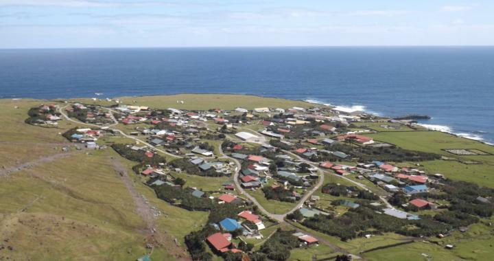 Tristan da Cunha, l'isola più isolata del mondo