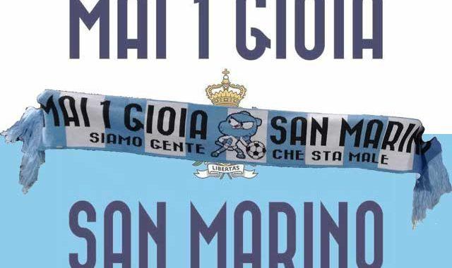 San Marino vista con la Brigata Mai 1 Gioia. Cosa vuol dire tifare per una squadra che non segna mai (almeno finora)