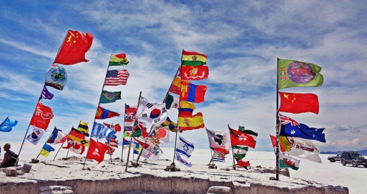 Le bandiere: quanti simboli e curiosità dietro un vessillo!