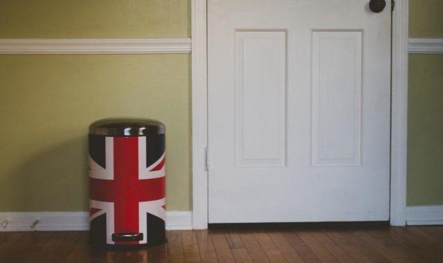 La Union Jack, senza la Scozia